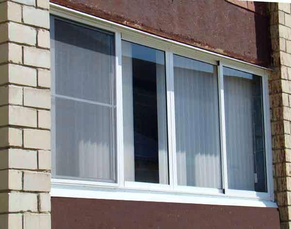 """Остекление балкона евроокнами от производителя """"пск конструк."""